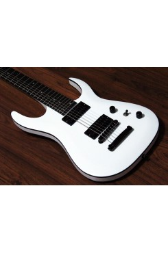 MERUS - Baritone, 7-String, TOM, WHITE