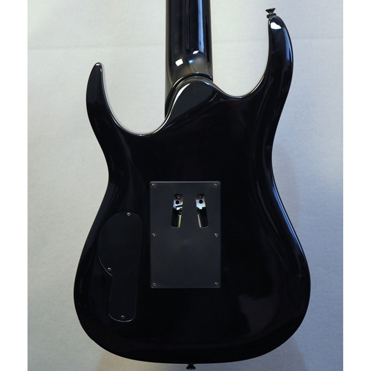 halo custom guitars merus 7 string with floyd rose. Black Bedroom Furniture Sets. Home Design Ideas