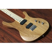 "OCTAVIA - 6-String, Wide Neck (50mm), 25.5"" Scale, Natural"