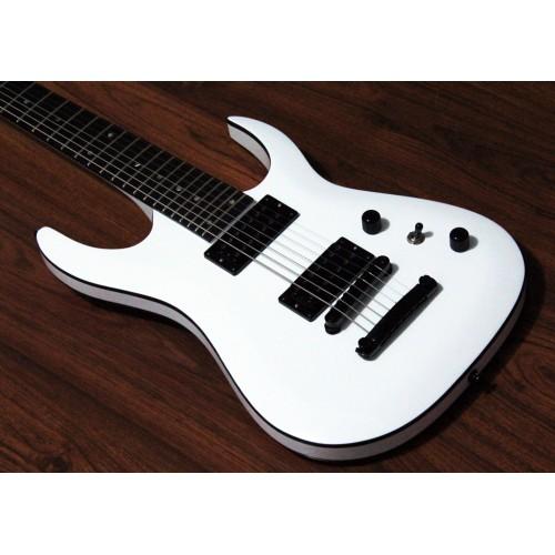 MERUS - Baritone, 7-String, TOM, WHITE