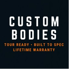 Custom Guitar Body