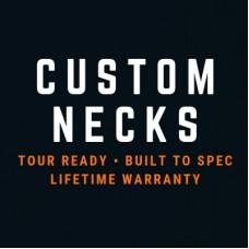 Custom Guitar Neck