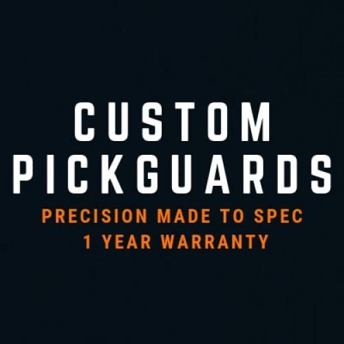 Custom Pickguard