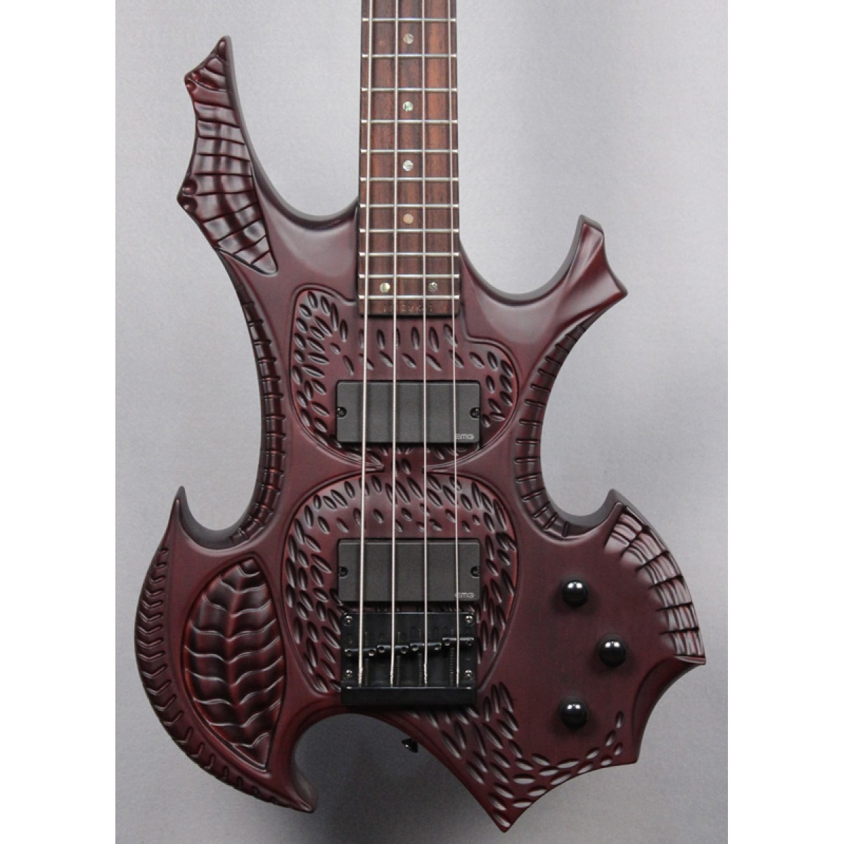 halo custom guitars gvk 4 string bass guitar. Black Bedroom Furniture Sets. Home Design Ideas