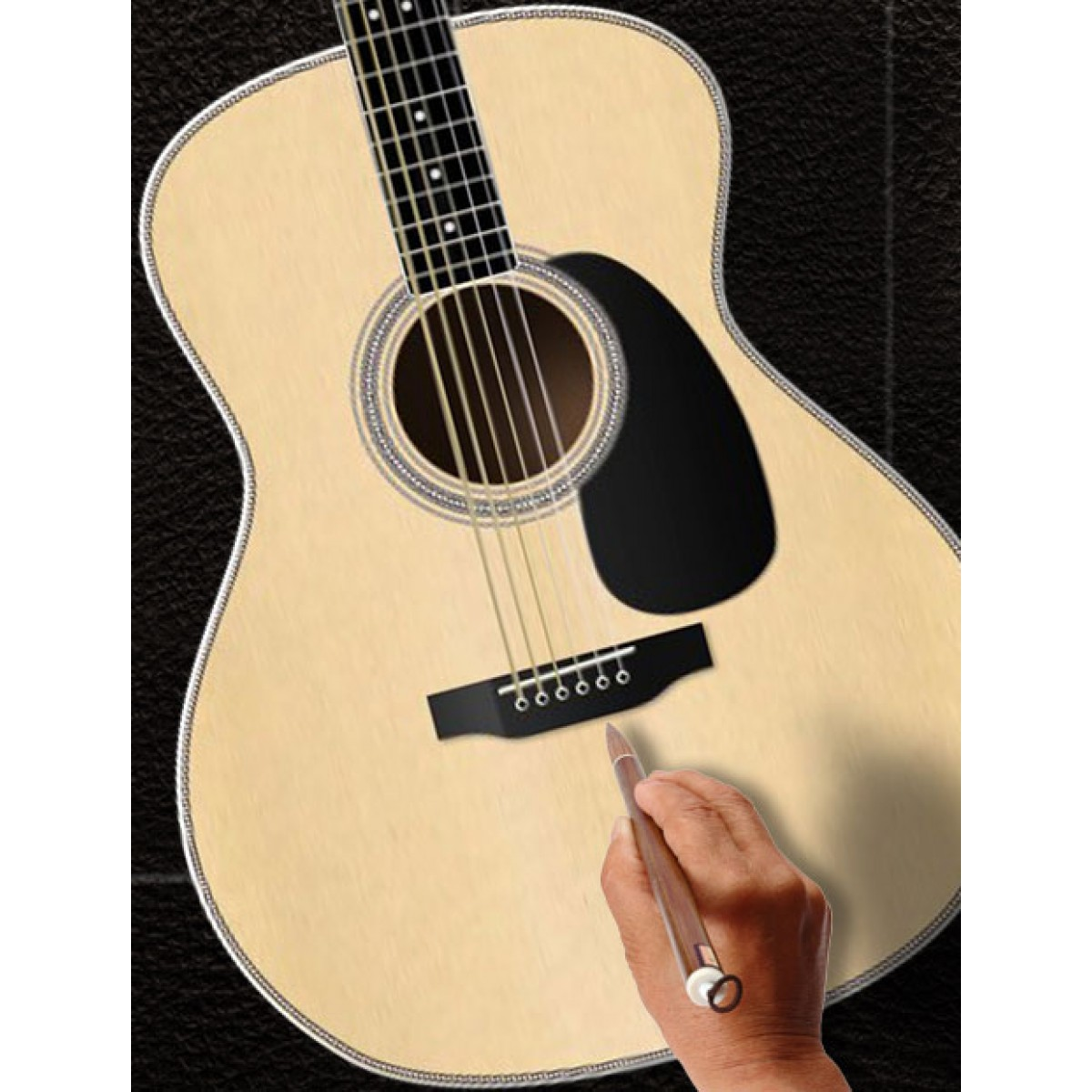 Halo® Custom Acoustic Guitars