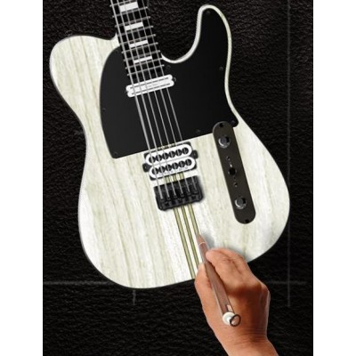 anatomy of a halo guitar neck. Black Bedroom Furniture Sets. Home Design Ideas