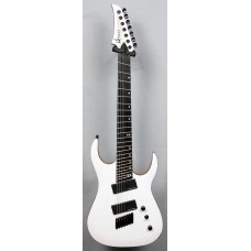 "MERUS - 7-string, 27""-25.5"" Multi-Scale, HALO Single Saddle, Transparent White"