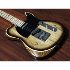 """SALVUS - 6-string, 25.5"""" Scale, Evertune, Natural"""