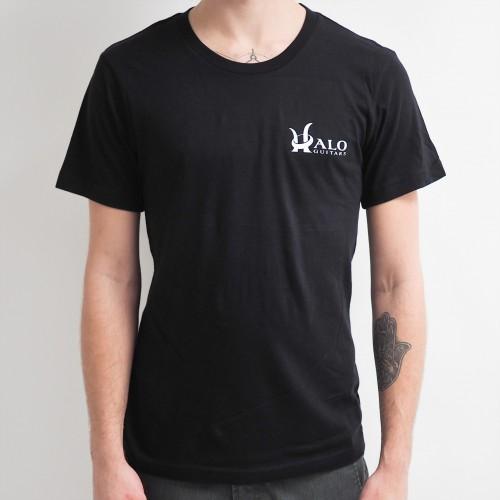 Black Halo Guitars Tee Shirt