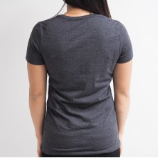 Gray Halo Guitars Tee Shirt - Ladies