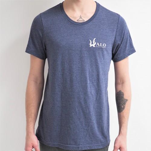 Blue Halo Guitars Tee Shirt